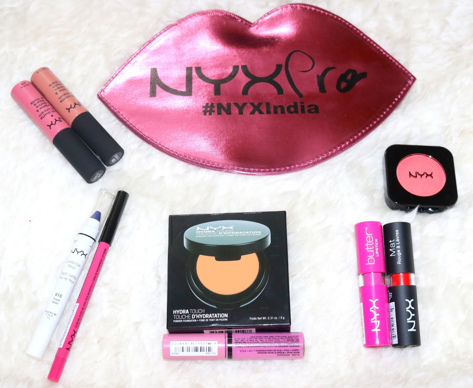 NYX Cosmetics launches in India, Chamber of Beauty, Indian beauty blogger