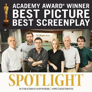 2016 oscar en iyi film odulu ve en iyi senaryo odulu spotlight