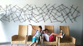 Staycation di Oaktree Emerald Semarang.