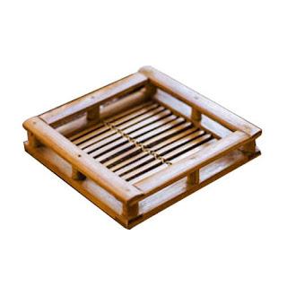 Kerajinan Dari Bambu Sederhana Nampan