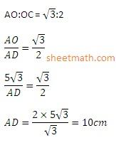 Teorema Pythagoras Kelas 8 Contoh Soal Dan Pembahasan