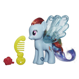 MLP Water Cuties Wave 2 Rainbow Dash Brushable Figure