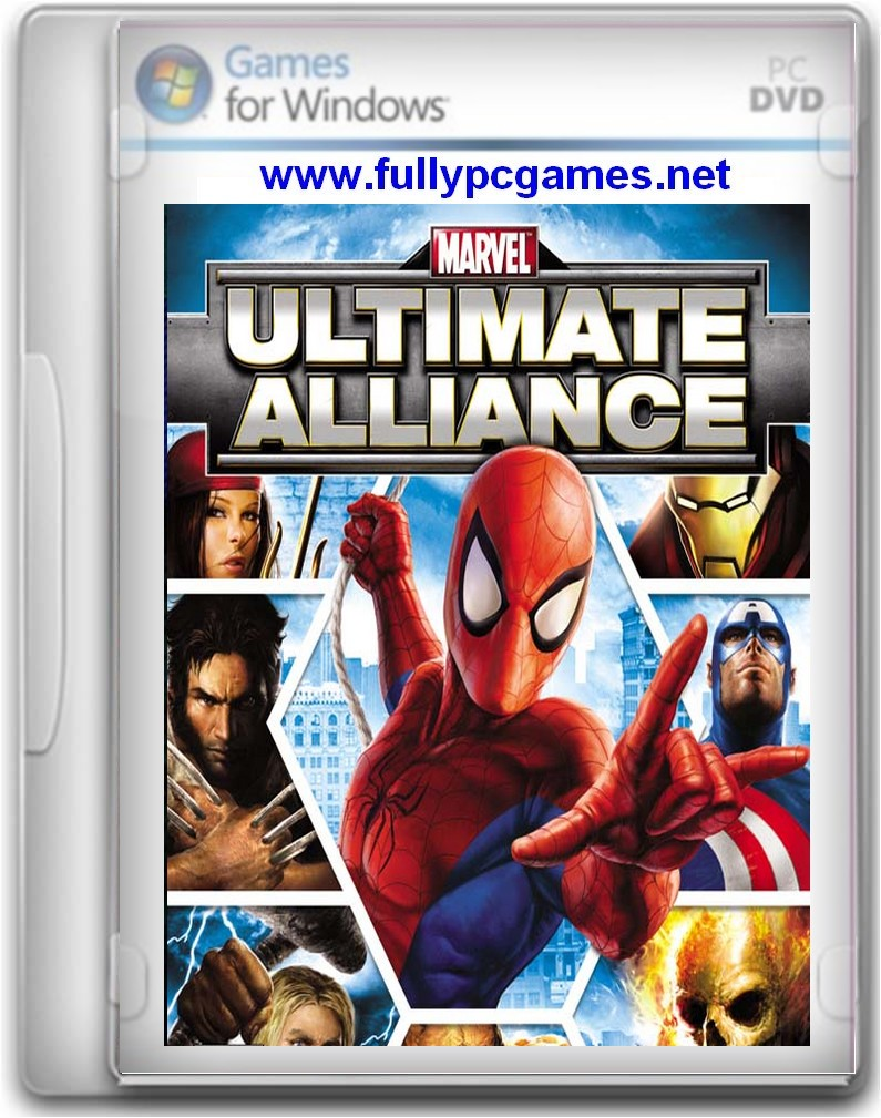 Marvel Ultimate Alliance Free Download - Ocean of Games
