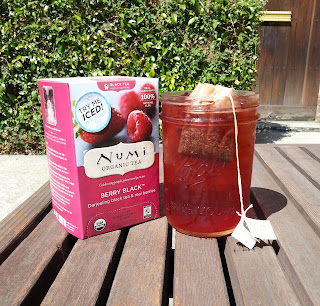 BentoLunch.net - Numi Iced Tea Giveaway