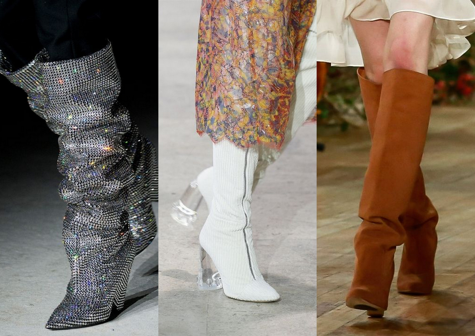 trendy topánky na obdobie jeseň-zima // shoes fashion trend autumn/winter 2017/18