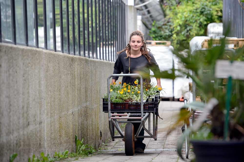 Die Schweiz braucht eine biologische und biodynamische Ausbildungsstätte für Gärtnerinnen und Gärtner