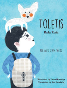 Cover of Toletis by Rafa Ruiz