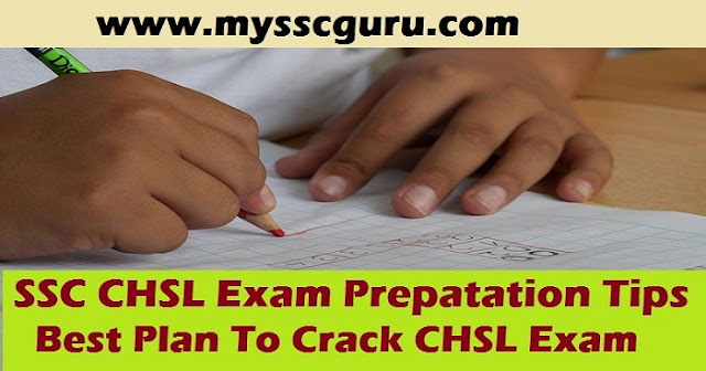 ssc-chsl-exam-paration-tips