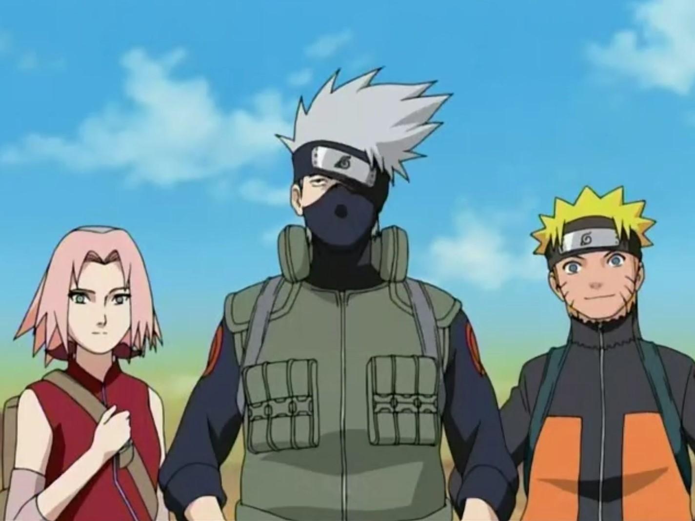 Naruto Shippuden: Episódio 12 – A Determinação da Vovó Aposentada
