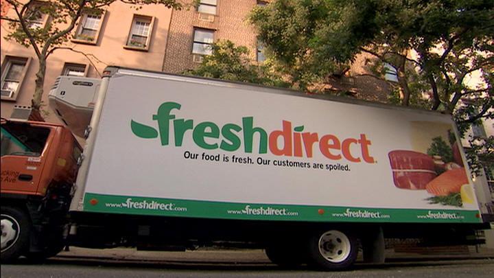 Freshdirect New York Office