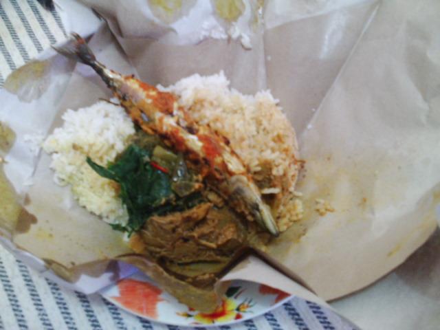 Peluang Usaha dan bisnis Nasi bungkus Padang dan nasi