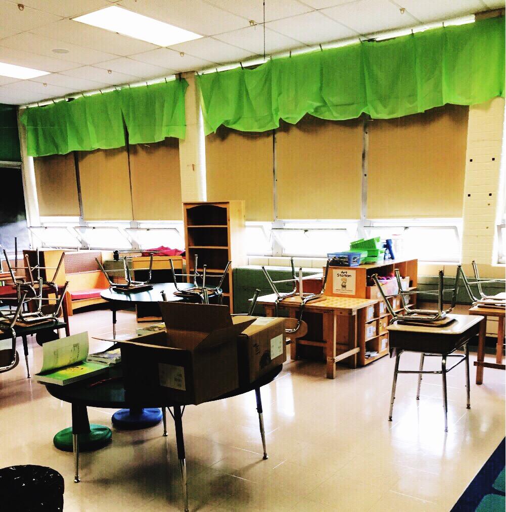 Firstieland Classroom Set Up In 5 Days Flat