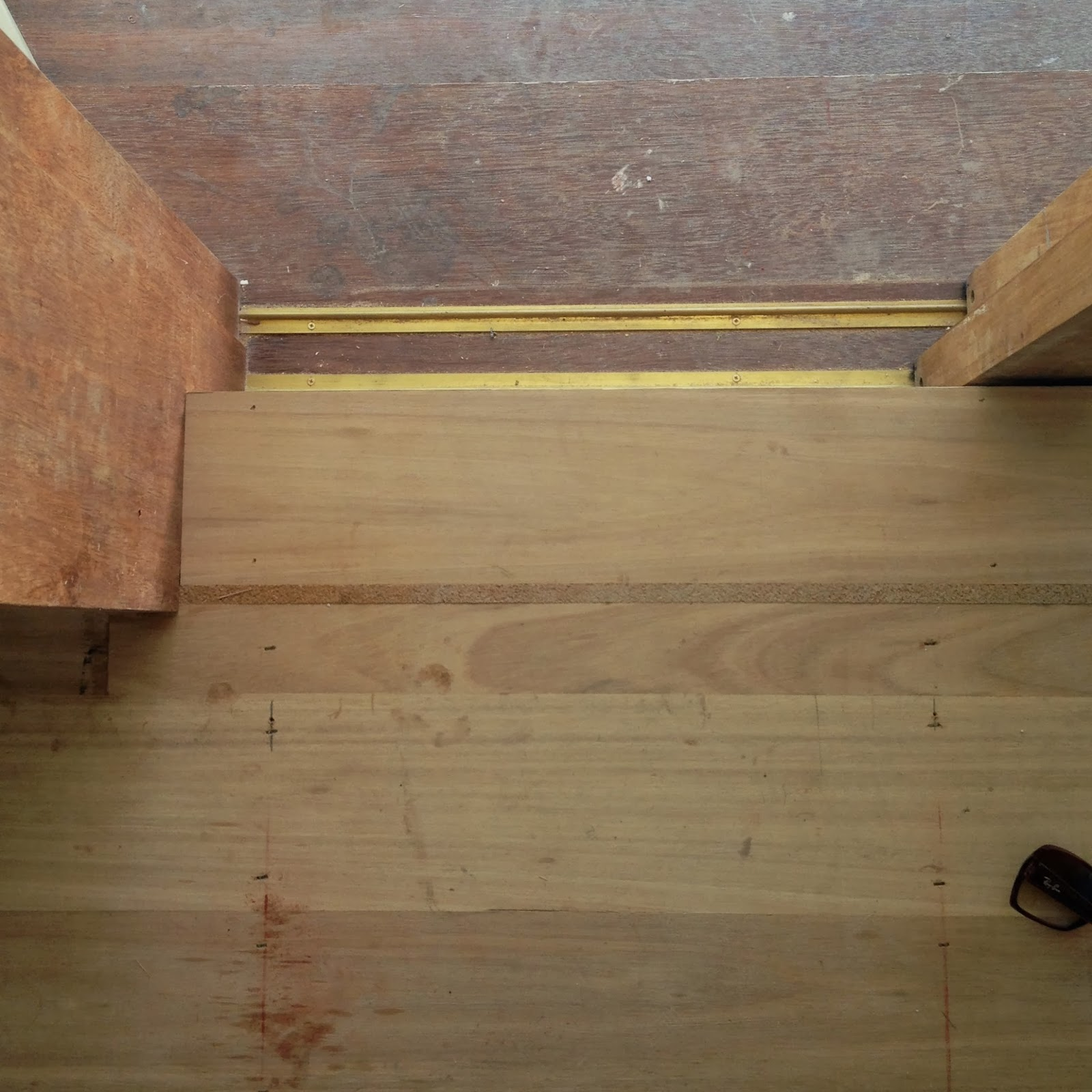 WEST END COTTAGE: Timber Floors and Expansion Joints