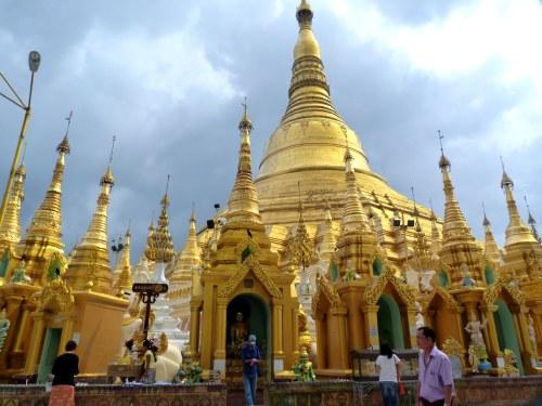 Pagoda Shwedagon - guía de viaje de Myanmar