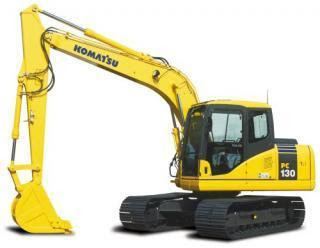Shop Manual komatsu excavator pc130-7