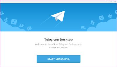 Download Telegram PC