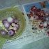 Stok Pes Bawang Merah, Bawang Putih & Cili Kering