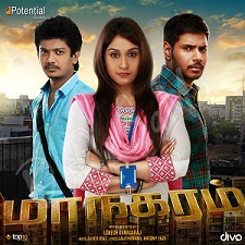 Watch Maanagaram (2017) DVDScr Tamil Movie
