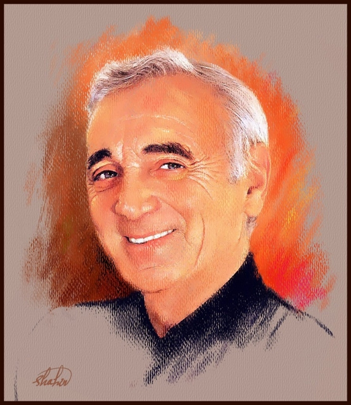 Shahin Gholizadeh | Iranian Digital pastel painter