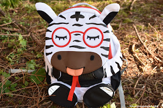 Zebra Rucksack