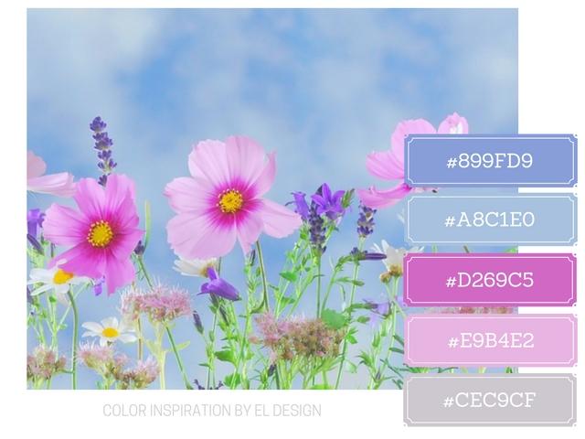 Σχεδιασμός blog με βάση το χρώμα : Μπλε