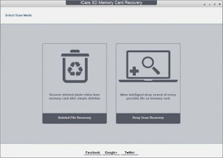 iCare SD Memory Card Recovery 1.1.0.0 Full Version