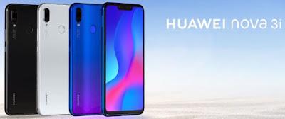 Begini Cara Reset Pola pada Huawei Nova 3I