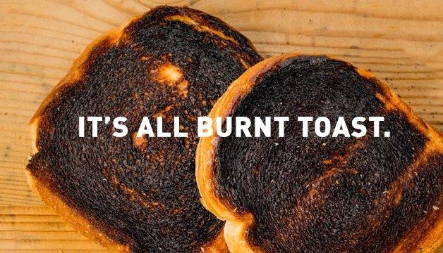 OSHOMEDITATION - Chapter 1. The Toast Is Burned