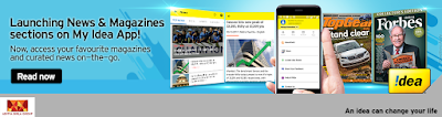 Idea partners Magzter to offer Digital News & Magazines
