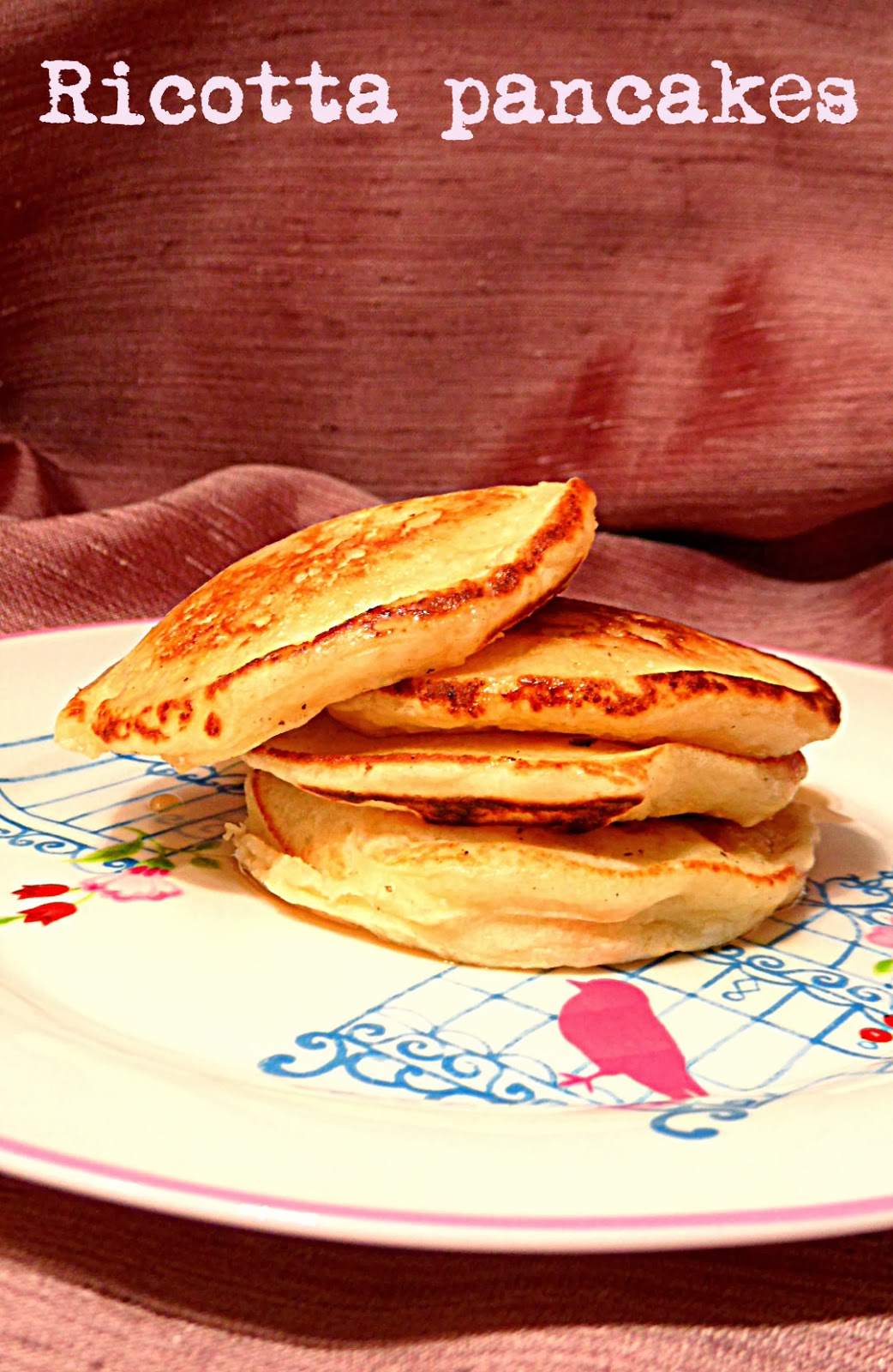 Italian recipe, Pancake day recipe