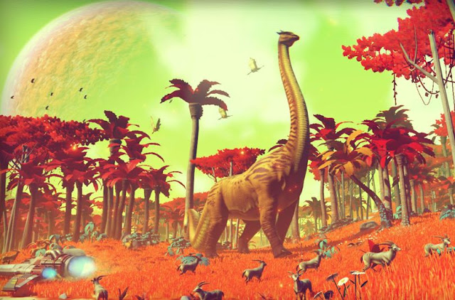 This Player Just Maxed Out Everything Without Leaving the Starting Planet in No Man's Sky