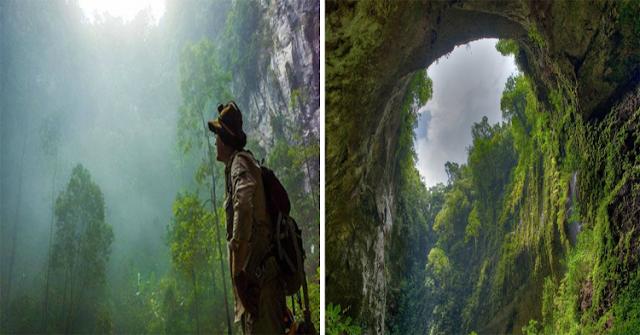 Cave Hang Son Doong Vietnam