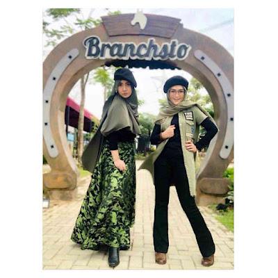 Spot Foto Branchsto BSD Pagedangan Banten