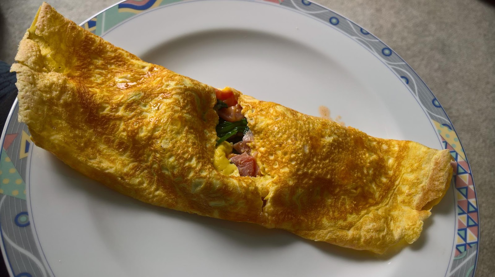 ontbijten voor of na sporten