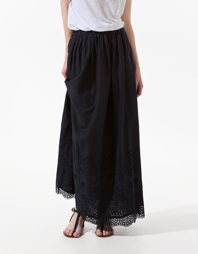 new styles fd494 f83c4 Five in the Morning: Craving for: long skirts
