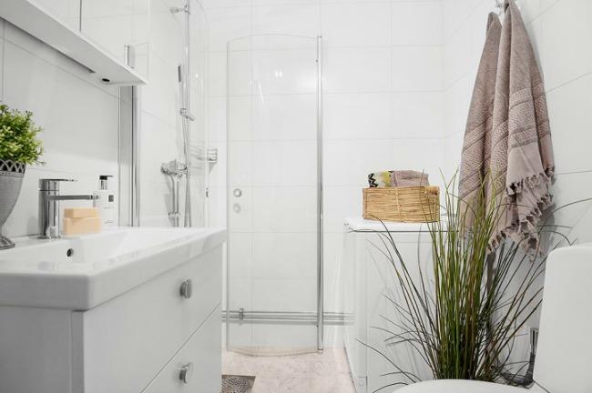 Mini pisos de estilo escandinavo con mucho encanto