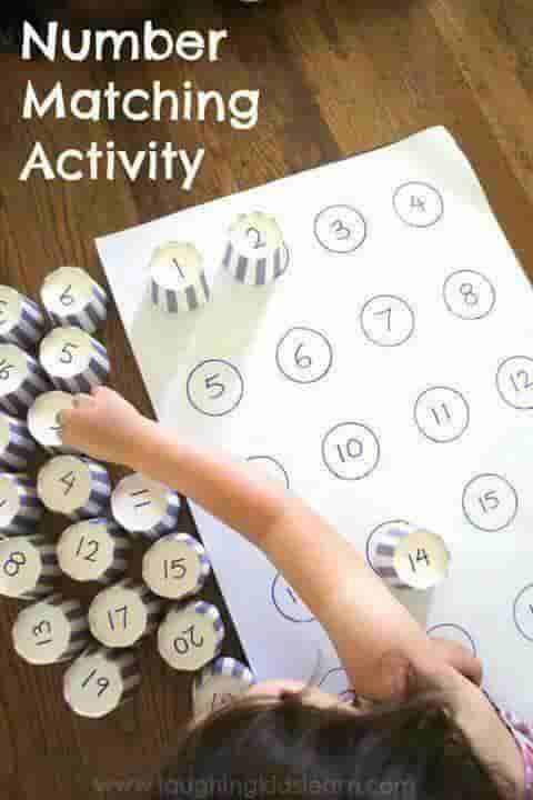 37 فكرة لتنميه مهارات الاطفال من سن 2 ل 4 سنوات