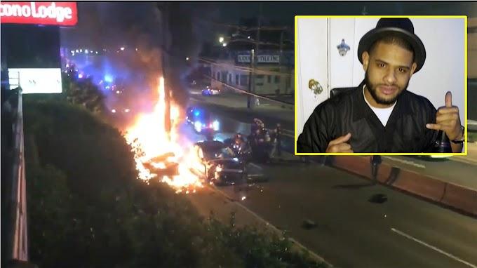 Policías que dieron brutal paliza a dominicano quemado en carro enfrentarían cargos criminales