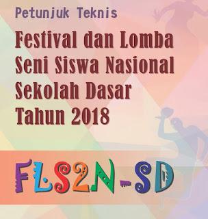Juknis Resmi Fls2n Sd 2018 / Petunjuk Teknis Festival Seni Siswa Sd Nasional 2018 Resmi Dari Kemdikbud