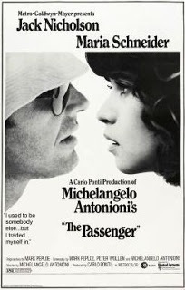 The Passenger, Antonioni, Film Poster