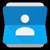 Logo Google Contactos