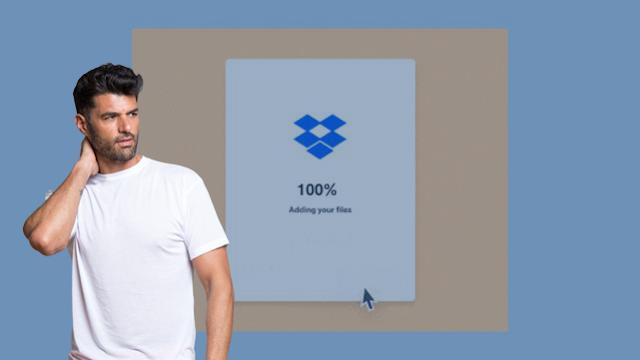 Dropbox يقوم بإطلاق ميزة جديدة تتيح لك إرسال ما يصل إلى 100 جيجابايت من الملفات في وقت واحد
