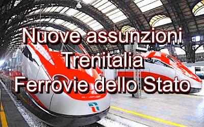 Trenitalia nuove posizioni di lavoro (adessolavoro.blogspot.com)