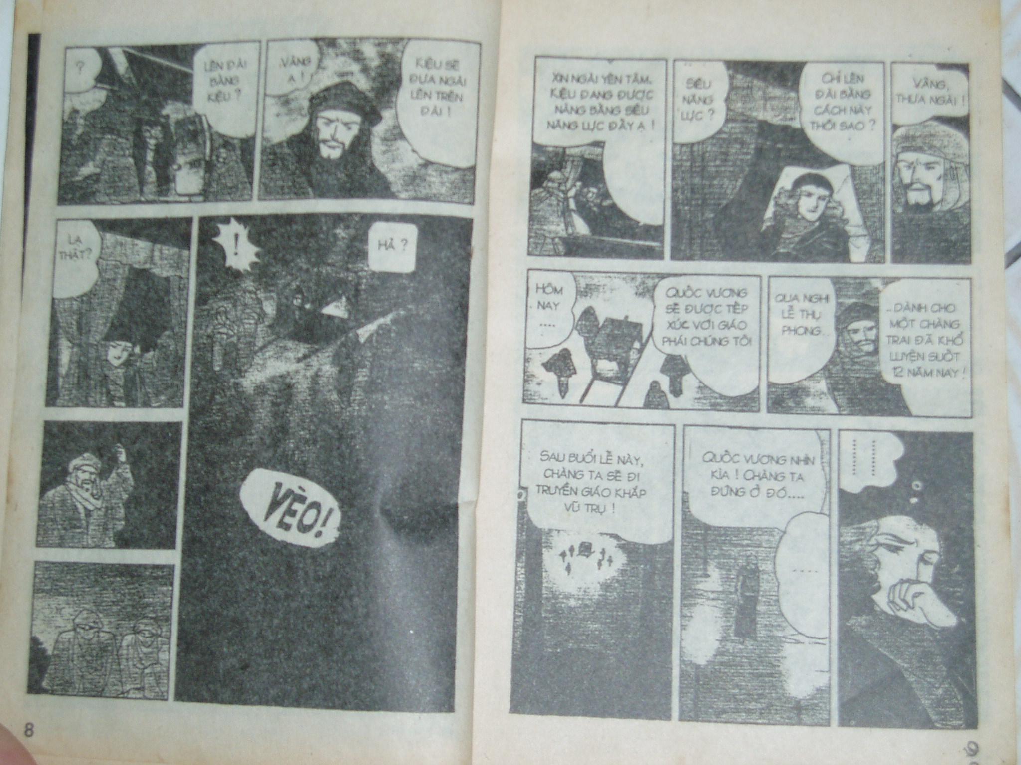 Siêu nhân Locke vol 17 trang 3