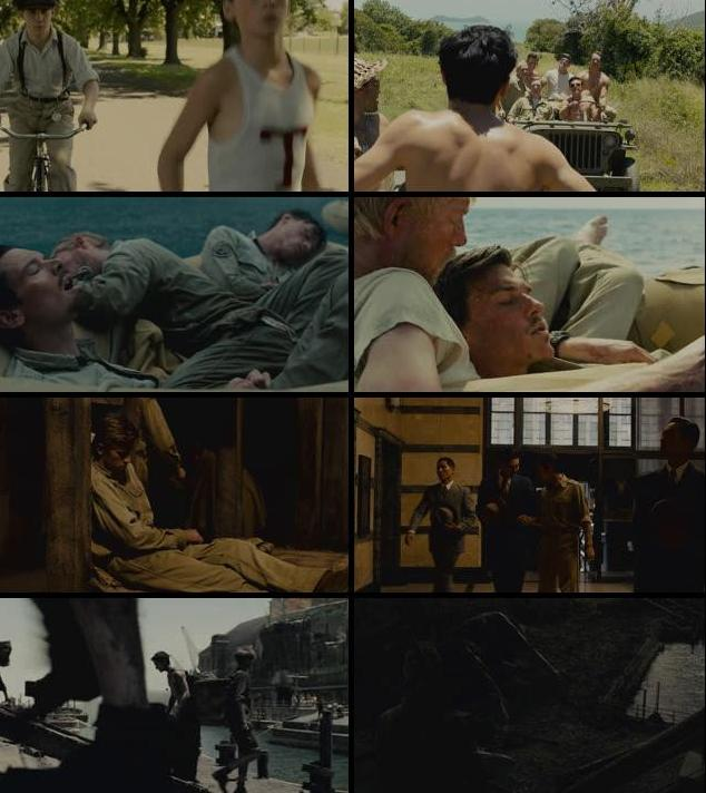Unbroken 2014 Dual Audio Hindi 720p BluRay