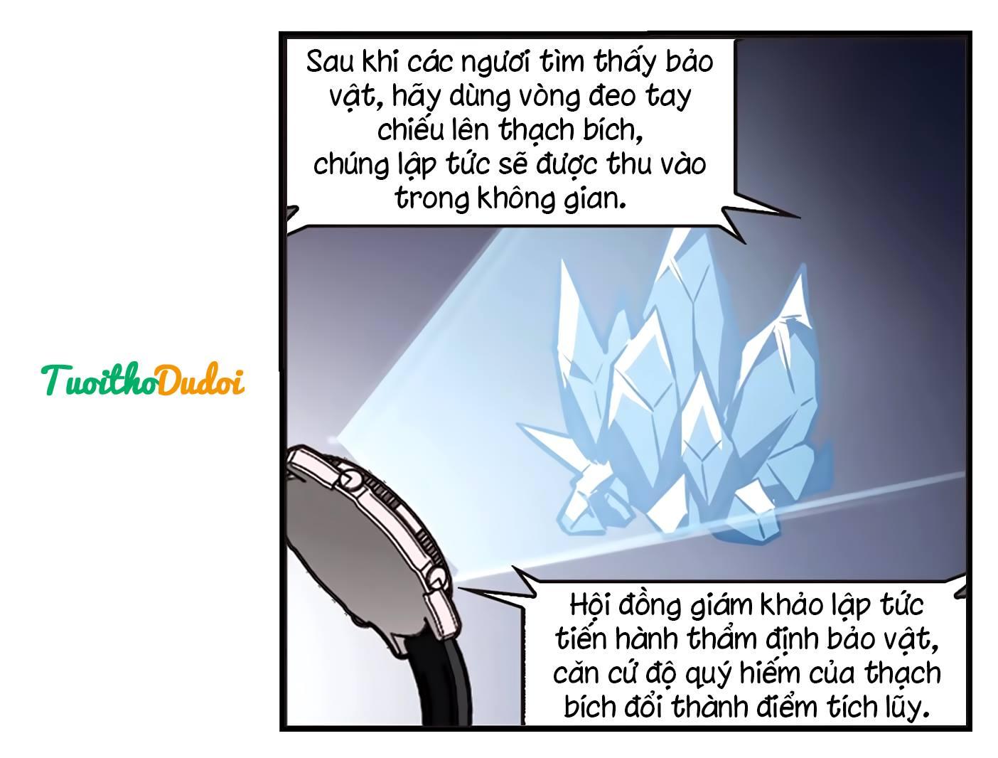Phong Khởi Thương Lam Chapter 430 - Trang 7