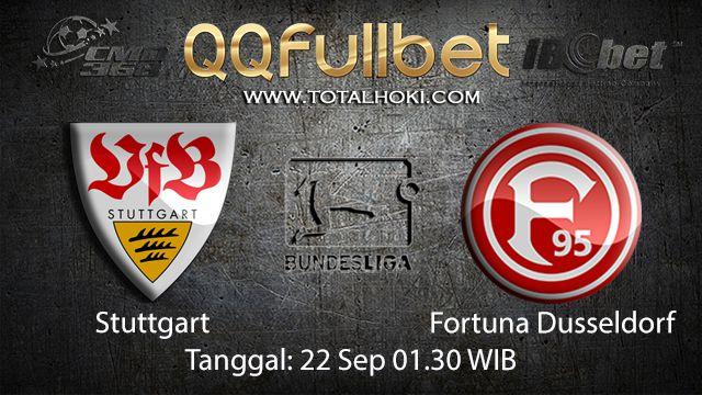 Prediksi Bola Jitu Stuttgart vs Fortuna Dusseldorf 22 September 2018 ( German Bundesliga )