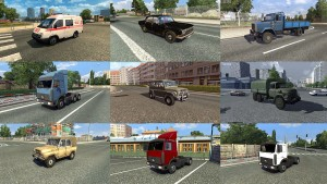 Russian Traffic Pack 1.8