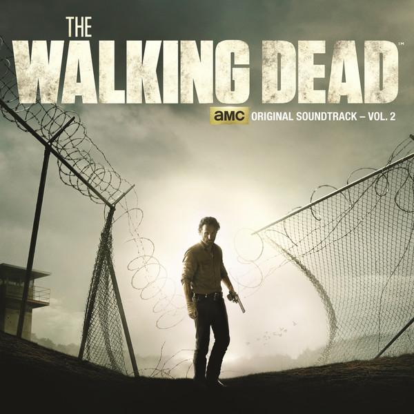 Various Artists - The Walking Dead (AMC Original Soundtrack), Vol. 2 - EP Cover
