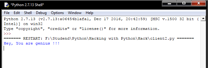How to Create Undetectable Backdoor Using Python (For